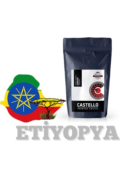 Castello Awash AeroPress Kahve 250g