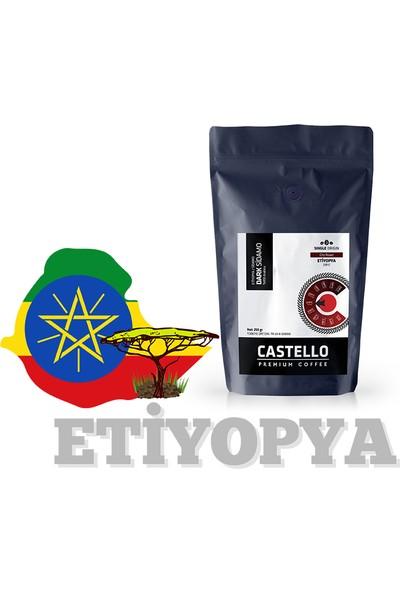 Castello Dark AeroPress Kahve - Ethiopia Sidamo 250 gr