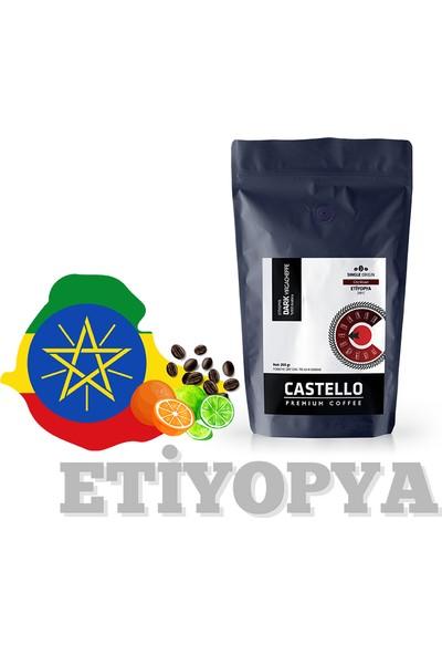 Castello Dark AeroPress Kahve - Ethiopia Yirgacheffe 250 gr