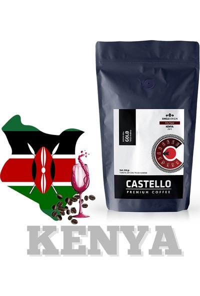 Castello Gold AeroPress Kahve - Kenya 250 gr