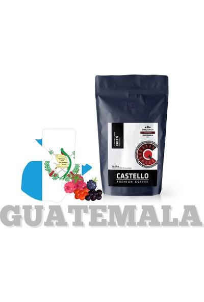 Castello Green Kahve - Guatemala 250 gr (Yeşil Çekirdek)