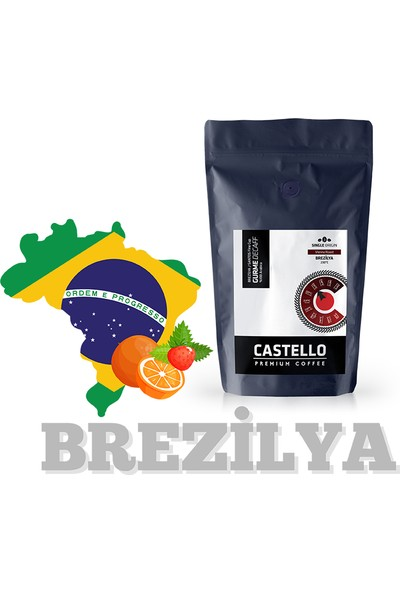 Castello Gurme Decaf AeroPress Kahve 250 gr