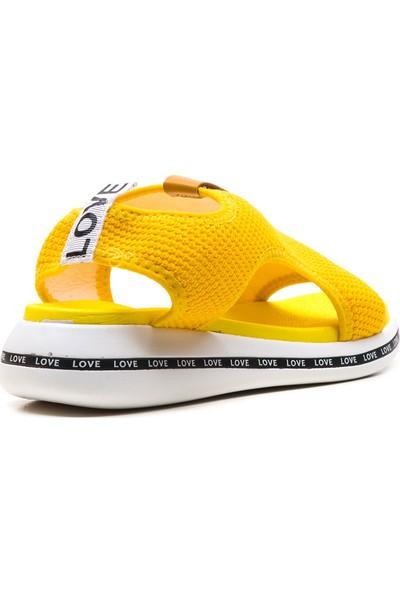 Bulldozer 201990 Kadın Sandalet