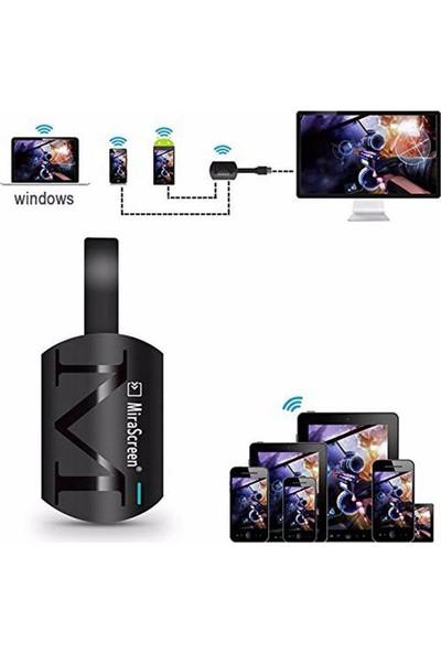Mirascreen G4 Kablosuz HDMI Görüntü Aktarıcı