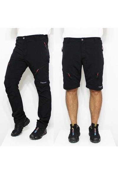 Mudwill Outdoor Modüler Trekking Pantolon-Siyah