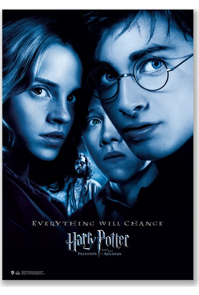 Harry Potter And The Prisoner Of Azkaban Afiş