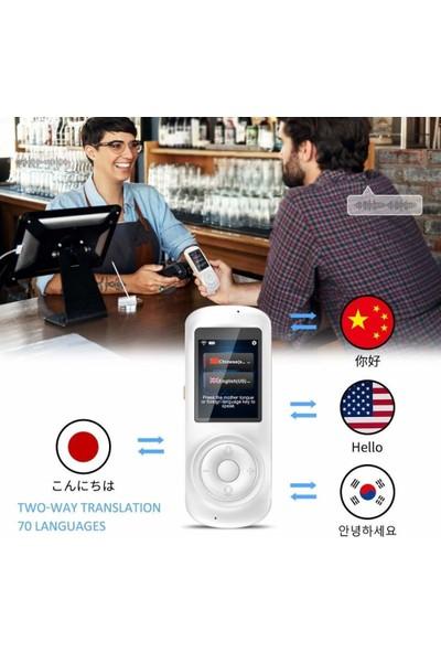 MortenTR Akıllı Ses Tercüman Cihazı