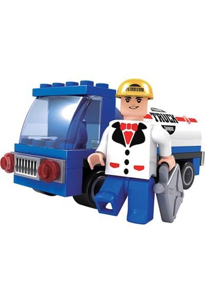 Furkan Toys F-Blocks City Seti 59 Parça