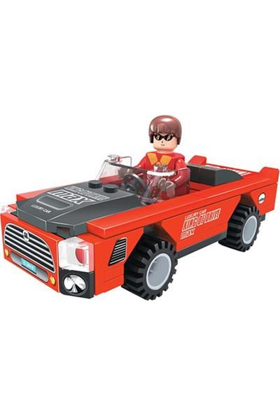 Furkan Toys F-Blocks City Seti 108 Parça