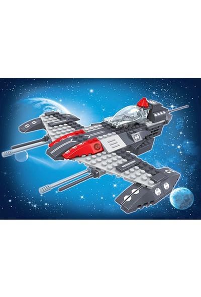 Furkan Toys F-Blocks Uzay Seti 129 Parça