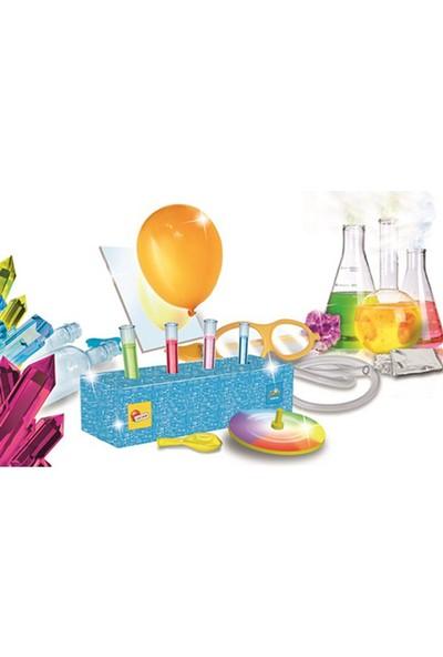 Lisciani Eğitici Kimya ve Fizik Bilim Seti