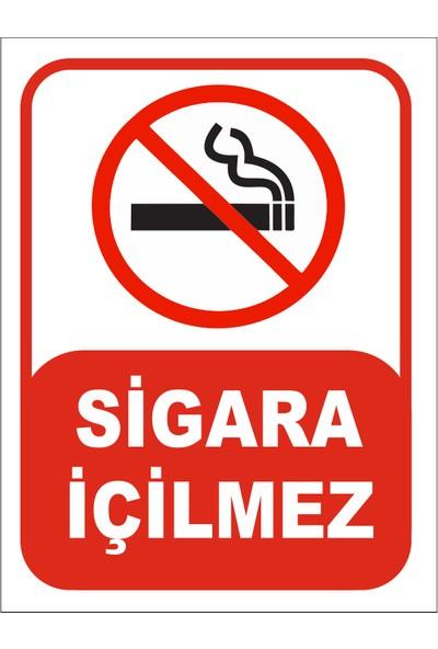 Reklambu Sigara İçilmez Levhası