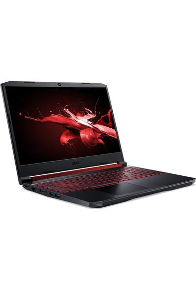 """Acer Nitro 5 AN515-54 Intel Core i5 9300H 16GB 512GB SSD GTX1650 Freedos 15.6"""" FHD Taşınabilir Bilgisayar NH.Q59EY.00R"""