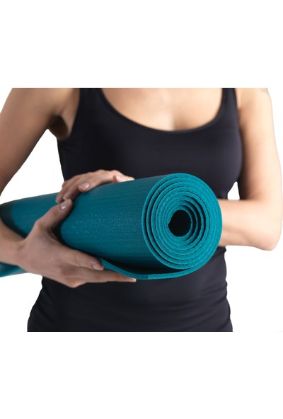 Yogatime Yoga - Pilates Pro - Mat 6 mm Koyu Yeşil