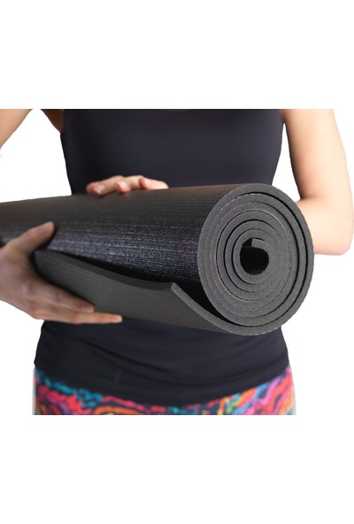 Yogatime Yoga - Pilates Pro - Mat 5 mm Siyah