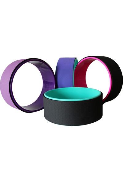 Yogatime Yoga Wheel Turkuaz - Mor