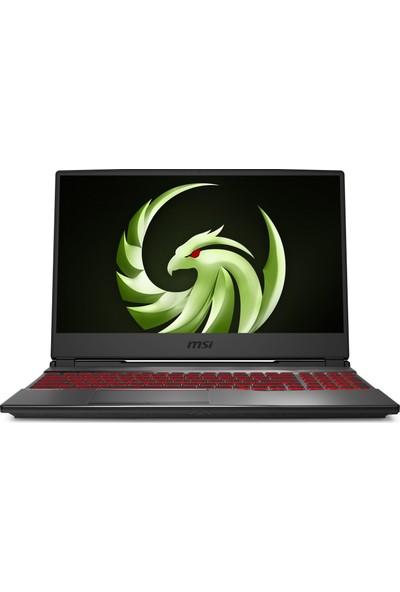 """MSI Alpha 15 A3DC-244XTR AMD Ryzen 5 3550H 8GB 512GB SSD RX5300M Freedos 15.6"""" FHD Taşınabilir Bilgisayar"""