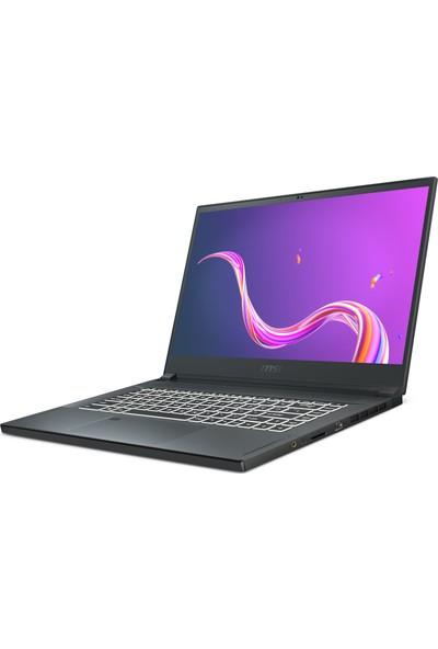 "MSI Creator 15 A10SF-028TR Intel Core i7 10875H 32GB 512GB SSD RTX 2070 Windows 10 Home 15.6"" UHD Taşınabilir Bilgisayar"