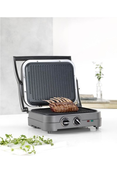 Cuisinart GR47E Çok Işlevli Izgara ve Tost Makinesi