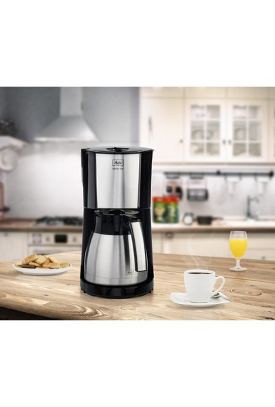 Melitta Enjoy Top Therm (Termoslu) Kahve Makinesi Siyah