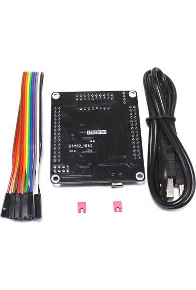 Arm STM32 Geliştirme Kartı Sistem Kartı Jtag STM32F103RCT6 Mini