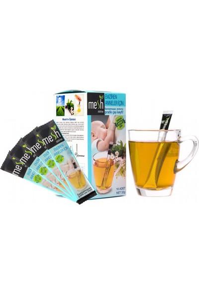 Mesh Stick Bitki Çayı - Emziren Anneler için 16'lı Kutu