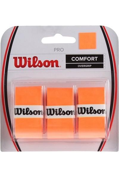 Wılson Pro Comfort Fosforlu Turuncu Grip