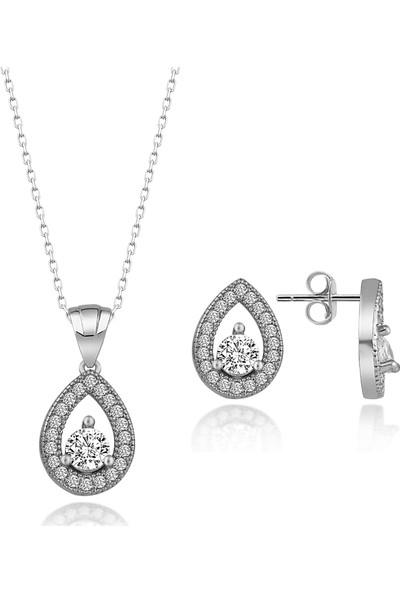 Else Silver Sultanın Göz Yaşı Gümüş Set