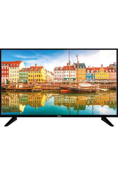 """Vestel 43F8401 43"""" 109 Ekran Dahili Uydu Alıcılı Full Hd LED Tv"""
