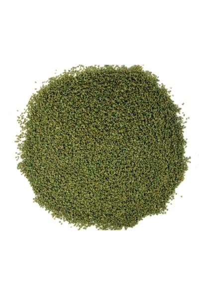 Amore Cichlid Green Granules 1000 ml Malawi Amerikan Tanganyika Ciklet Bitkisel Balık Yemi