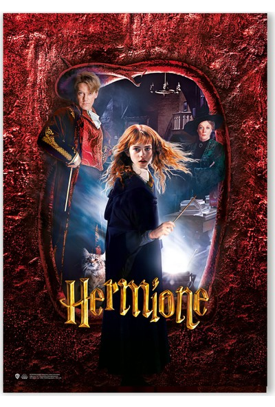 Hogwarts Karakter Posteri Model Hermione