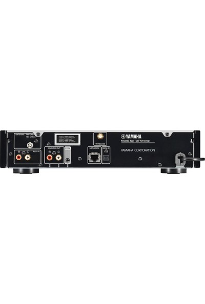 Yamaha Mcr N870D Network/bluetooth Micro Müzik Sistemi Siyah