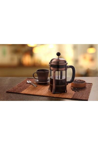 Bongardi Coffee Brezilyan Santos Yöresel Filtre Kahve 2 x 200 gr Öğütülmüş