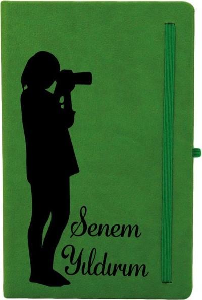 Meşgalem Gazeteciler Gününe Özel Yeşil Ajanda - 8