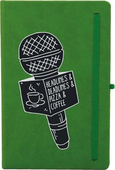 Meşgalem Gazeteciler Gününe Özel Yeşil Ajanda - 3