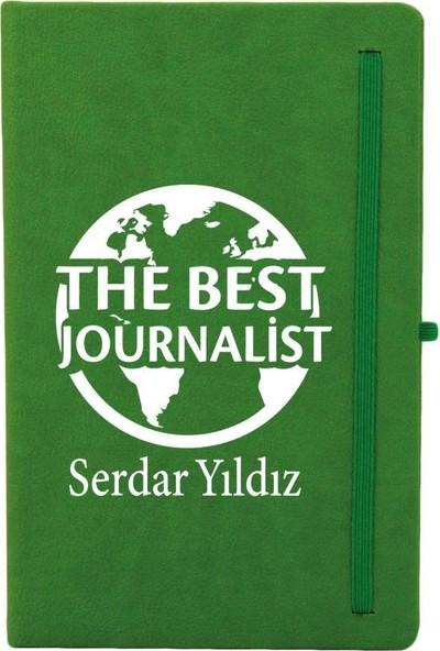 Meşgalem Gazeteciler Gününe Özel Yeşil Ajanda - 9