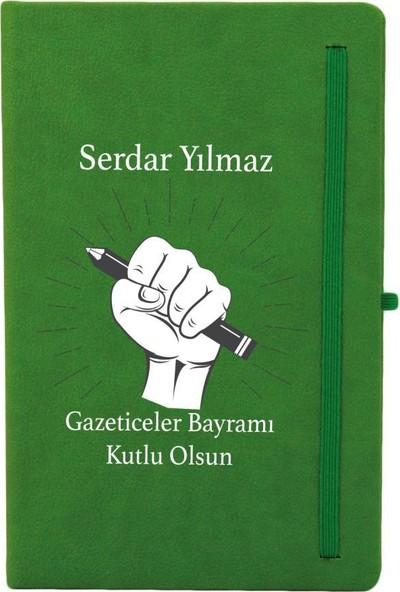 Meşgalem Gazeteciler Gününe Özel Yeşil Ajanda - 2