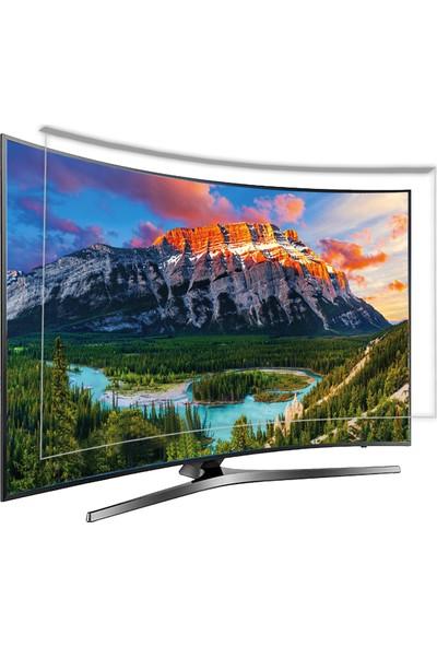 "Formmaxglas Samsung 55"" 140 Ekran Curved LED Tv Ekran Koruyucu"