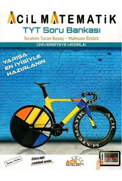 Acil Yayınları Tyt Acil Matematik Soru Bankası - Mahsum Öztürk