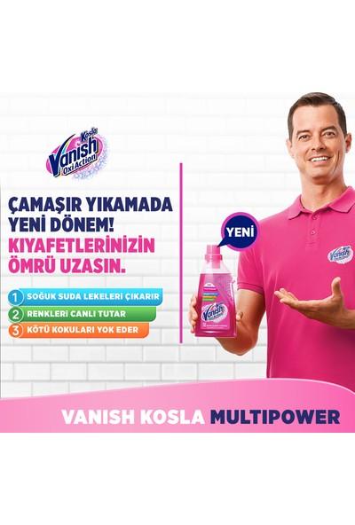 Vanish Multipower Deterjan Güçlendirici Leke Çıkarıcı 1500 ml