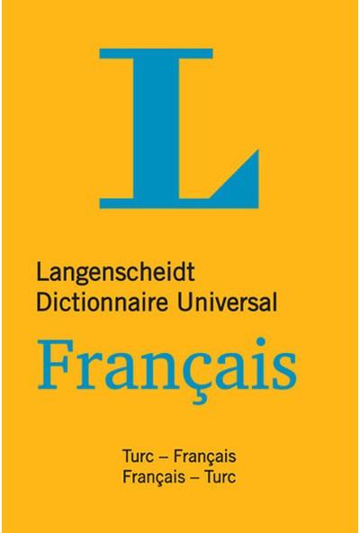 Langenscheidt Fransızca -Türkçe Sözlük - H. J. Kornrumpf