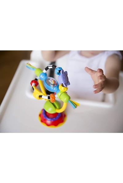 Playgro Vakumlu Mama Sandalyesi Oyuncağı Çıngırak Diş Kaşıyıcı
