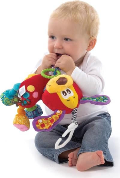 Playgro Pusete Asılabilir Diş Kaşıyıcı Titreşimli Uyku Arkadaşım Çek Bırak