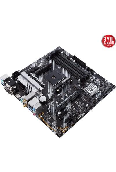 Asus Prime B550M-A (WI-FI) AMD B550 4600 MHz DDR4 Soket AM4 mATX Anakart