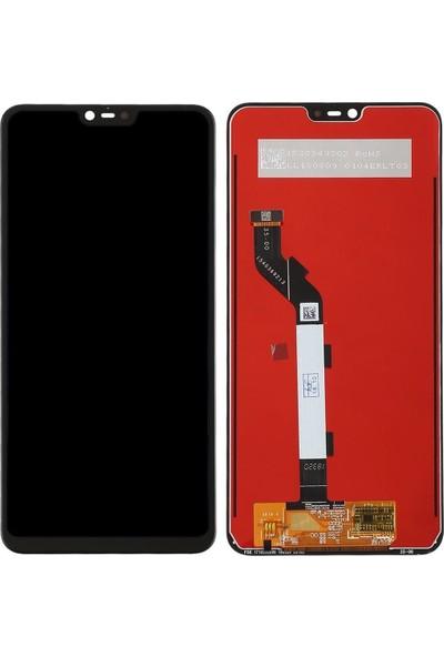 Parça Bankası Xiaomi Mi 8 Lite LCD Ekran Dokunmatik Çıtasız Siyah