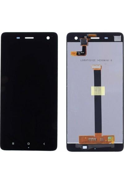 Parça Bankası Xiaomi Mi 4 LCD Ekran Dokunmatik Çıtalı Siyah