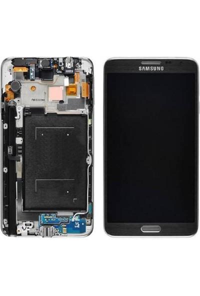 Parça Bankası Samsung Galaxy Note 3 Neo N7505 LCD Ekran Dokunmatik Revize Siyah