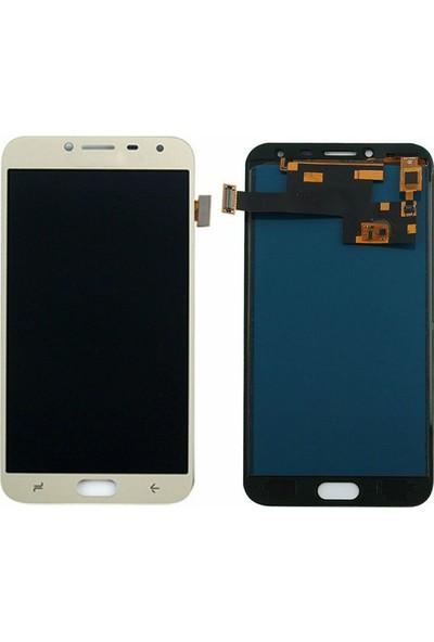 Parça Bankası Samsung Galaxy J4 J400 LCD Ekran Dokunmatik OLED Gold