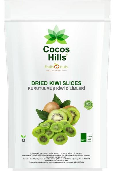 Cocos Hills Kurutulmuş Kiwi Dilimleri 333 gr