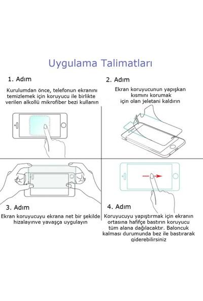 UKS Case Huawei Mate 20 Lite Ekran Koruyucu Gizlilik Filtreli Privacy Cam